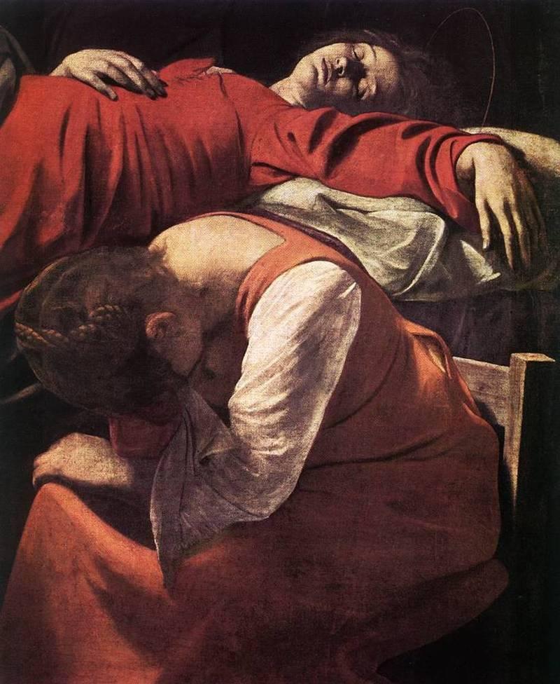 Caravaggio_detail